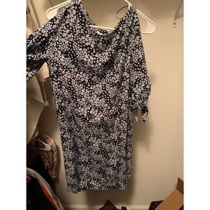 NWT H&M Business Casual/Professional Floral Dress